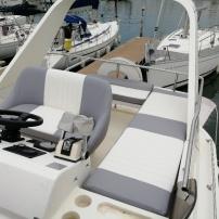sellerie bateau