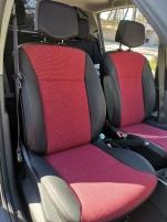Restauration des sièges d'une Renault clio sport.